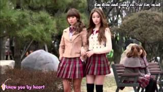 Vietsub - Hi and goodbye (JiYoen & JB) - A Teens.avi