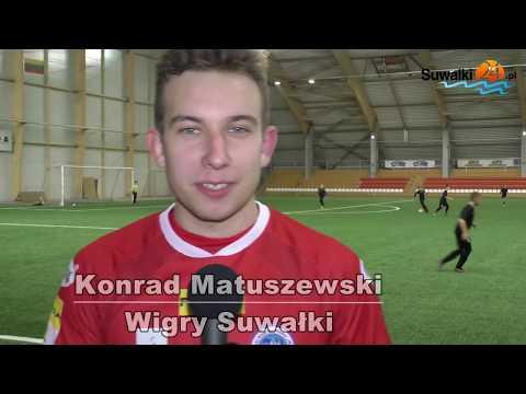 Wigry Suwałki - Riteriai Wilno 3:0. Zaczęli strzelać