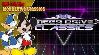 Let's play some Mega Drive (Genesis) Classics - LIVE - Thursday 1st November 8pm GMT 2018