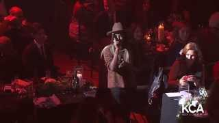 Black Ball 2014: Alicia Keys & Angel Haze perform 'Battle Cry'