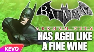 Arkham city has aged like a fine wine