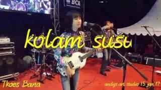 Kolam Susu By T'Koes Band