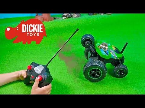 Dickie Toys RC Mad Tumbler ferngesteuertes Spielzeugauto im Test - Spielsachen für Kinder