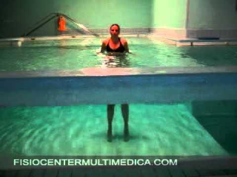 Esercizi di articolazione della spalla a rottura