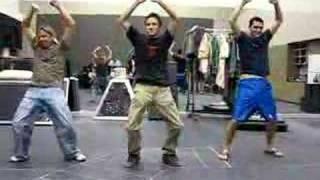 The hump dance