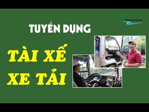 Công ty Kim Minh TUYỂN GẤP Lái xe tải (có dấu C) làm việc tại Điện Bàn, Quảng Nam