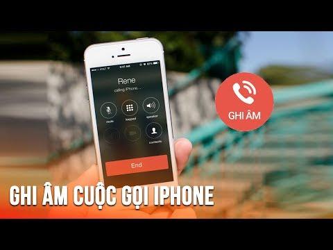 Mẹo ghi âm cuộc gọi cho iPhone rất đơn giản - (Bí truyền ShopDunk)