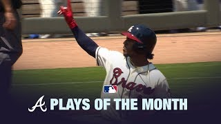 Braves Plays of the Month | April 2019