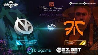 TNC Predator vs PSG.LGD Game 1   Group Stage   The International 9