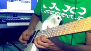 Dream theater - Surrender to reason solo - Antonio Diaz