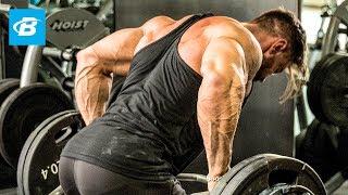 Big, Bad Bodybuilding Back Workout   Dylan Thomas by Bodybuilding.com