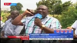 Moses Kajwang adaiwa kuwachochea wanaanchi