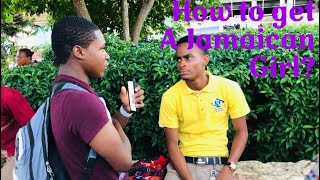 How to get a Jamaican girl? //Asking strangers