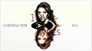 Christina Perri - Run (AUDIO)