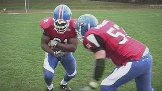 How To Tackle In American Football