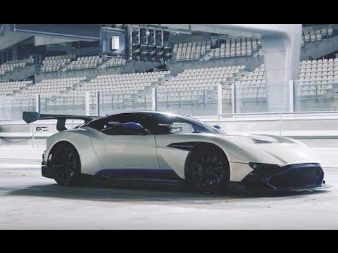 Aston Martin Vulcan Hits The Track | Top Gear Magazine