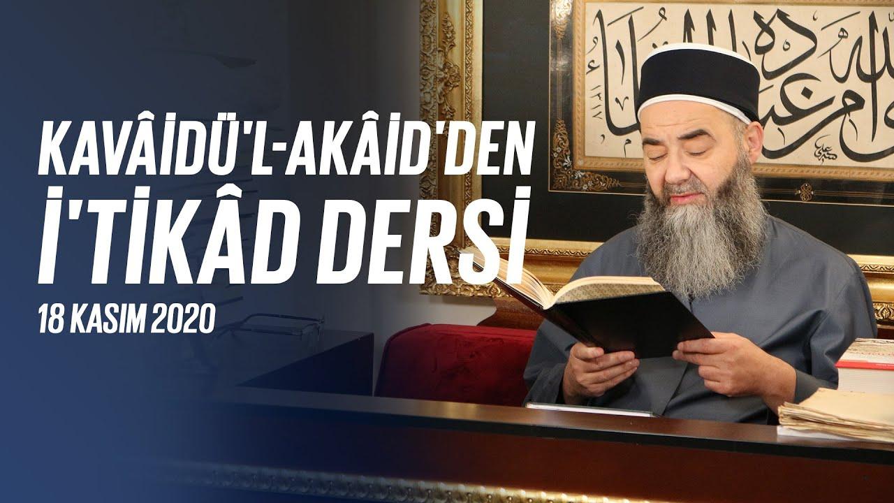 Kavâidü'l-Akâid Dersi 38. Bölüm