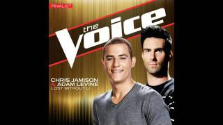 Chris Jamison & Adam Levine - Lost Without U