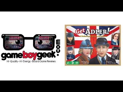 The Game Boy Geek Previews Get Adler