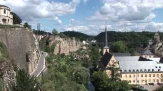preview picture of video 'City of Luxembourg - Luxembourg HD Travel Channel'