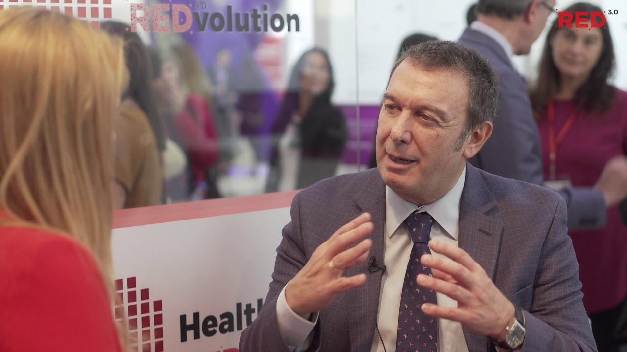 Health RedVolution: Dr. José Sabán Ruíz