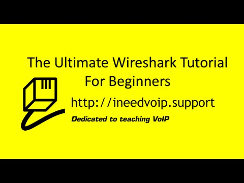 Wireshark 64-bit tutorial