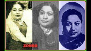 .ZOHRA-Film-DEVAR-1946-Mera Balum Harjayi-[ Gulshan