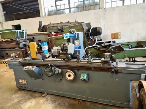 Broach Sharpening Machine Fiulm Landriani
