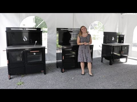 Heco Wood Cookstove Comparison - 420, 520, and Obadiah 2000 Cookstove