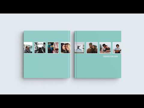 Inspiração para a capa do seu Álbum Digital - 'Amigos para sempre'