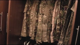 preview picture of video 'Airsoft Gear Locker (Oct 12)'