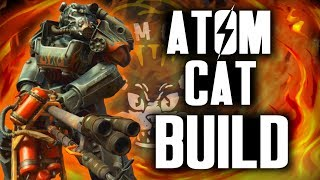 Fallout 4 Builds - The Atom Cat - Greaser Power Armor Build