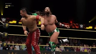 Today's edition of the Daily Download features the newly returned Kassius Ohno/Chris Hero on Playstation 4 created by: Azorthious! This incredible Chris Hero...