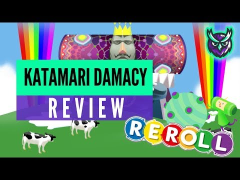 Katamari Damacy Reroll Switch Review (Keep Rollin'!) video thumbnail