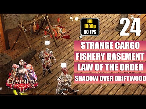 Shadow over driftwood Quest (Divinity Original Sin 2