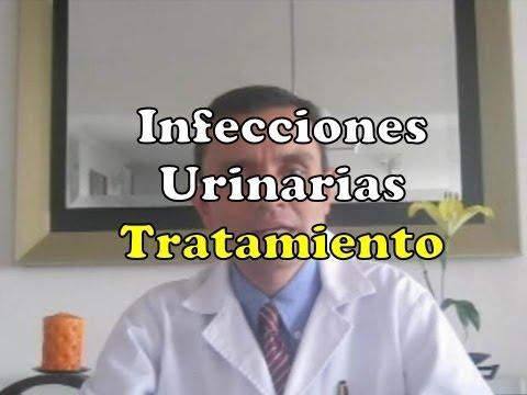 Sangre en la orina para el tratamiento de la próstata