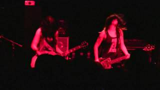 2010.10.06 Eyes Set to Kill - Liar In The Glass w/ Alex from Chelsea Grin (Live in Chicago, IL)