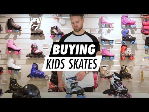 Choosing Kids Roller Skates & Inline Skates   Buyer's guide   SkatePro.com