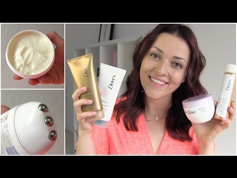 Video review ❤ Dove Derma Spa producten | Beautygloss