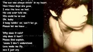 "Darin Lyrics "" Why Does It Rain """