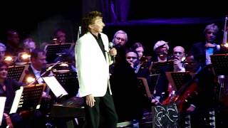 Barry Manilow @ O2 Arena, London (06/05/11) - It's a Miracle / Old Friends / Forever and a Day