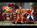 Fatal Fury Special Playthrough xbox 360