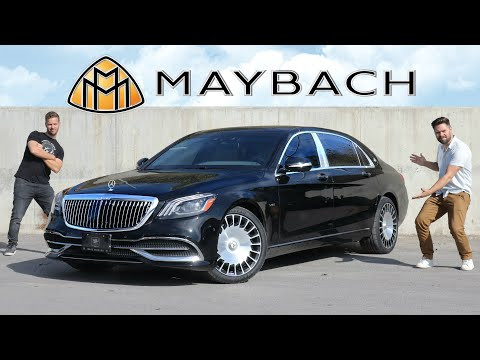 NEW $400000 Mercedes-Maybach S650 Review // Insane Luxury Meets Maximum Security