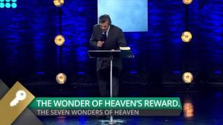 """""""The Seven Wonders Of Heaven"""" with Jentezen Franklin"""