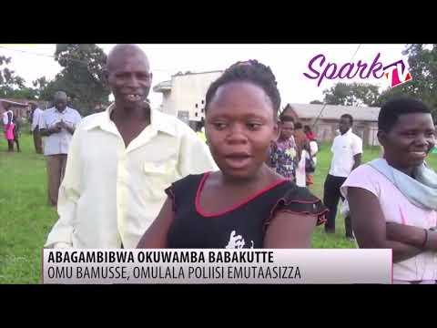 Abatuuze B'e Kamuli Basse Omusajja Agambibwa Nti Abadde Ayagala Kuwamba Muwala