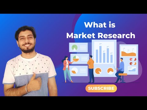 What is MARKET RESEARCH? Bangla |Market Research Course ...