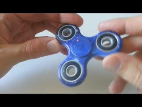 ECUBEE EDC Fidget Spinner Hand Spinner Gadget Finger Reduce Stress Gadget from Banggood