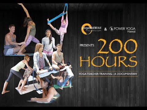 200 HOURS –Yoga Teacher Training: A Documentary