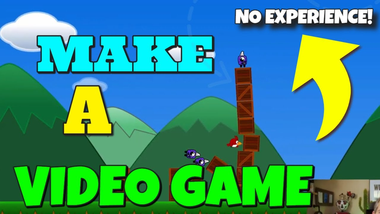 How to Make a Game - Unity Beginner Tutorial - 2020 Version!
