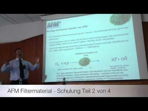 PUMO Pool - AFM Filtermaterial Schulung Teil 2 von 4